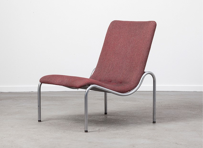 SOLD Kho Liang Ie Easy Chair 703 Stabin 1968