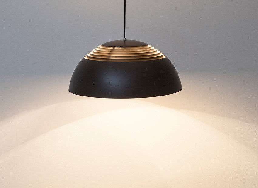 Arne Jacobsen AJ Royal Hanging Lamp Louis Poulsen Denmark 50s 1