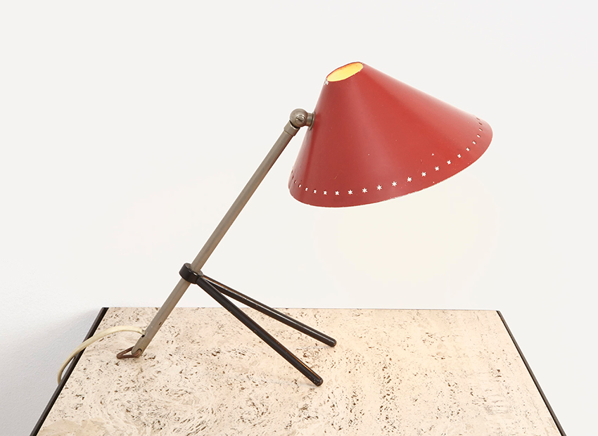 H.Th.J.A. Busquet Pinocchio Table Lamp Hala 1955