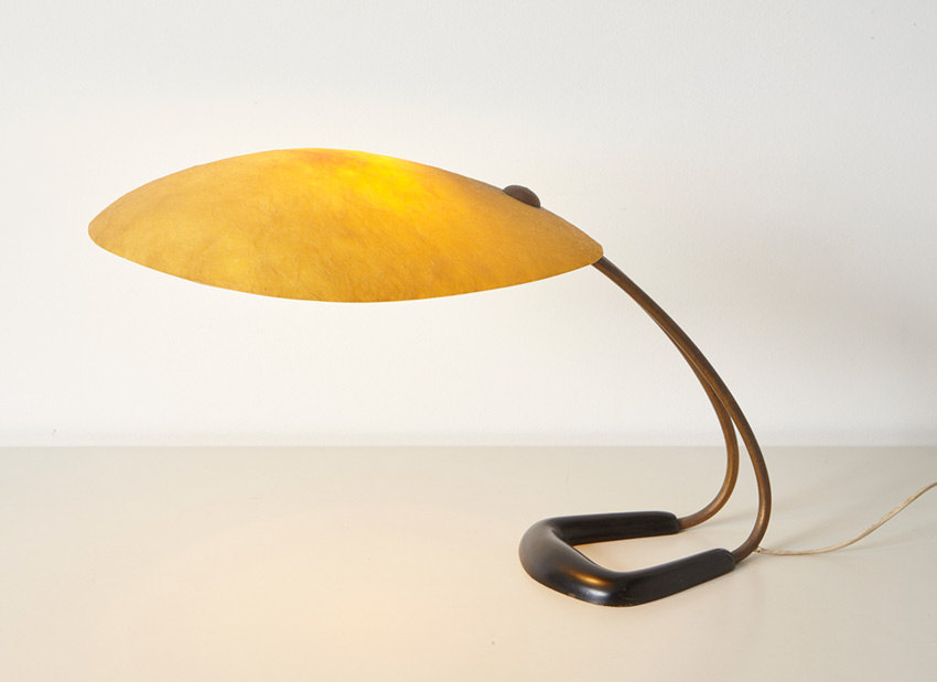 Carl Aubock Table Lamp Austria 1958