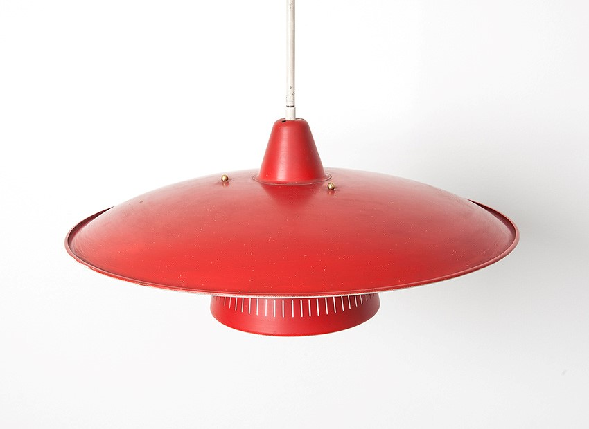 Dutch 50s Hanging Lamp 5
