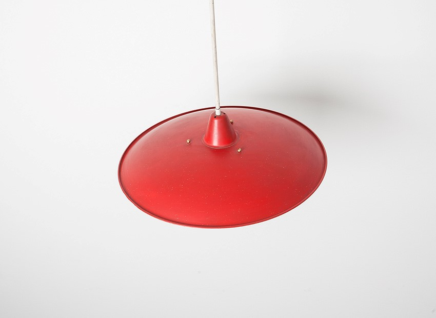Dutch 50s Hanging Lamp 9