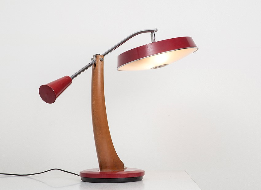 Fase President Table Lamp Madrid Spain 60s 5