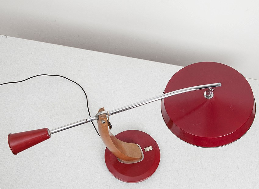 Fase President Table Lamp Madrid Spain 60s 6