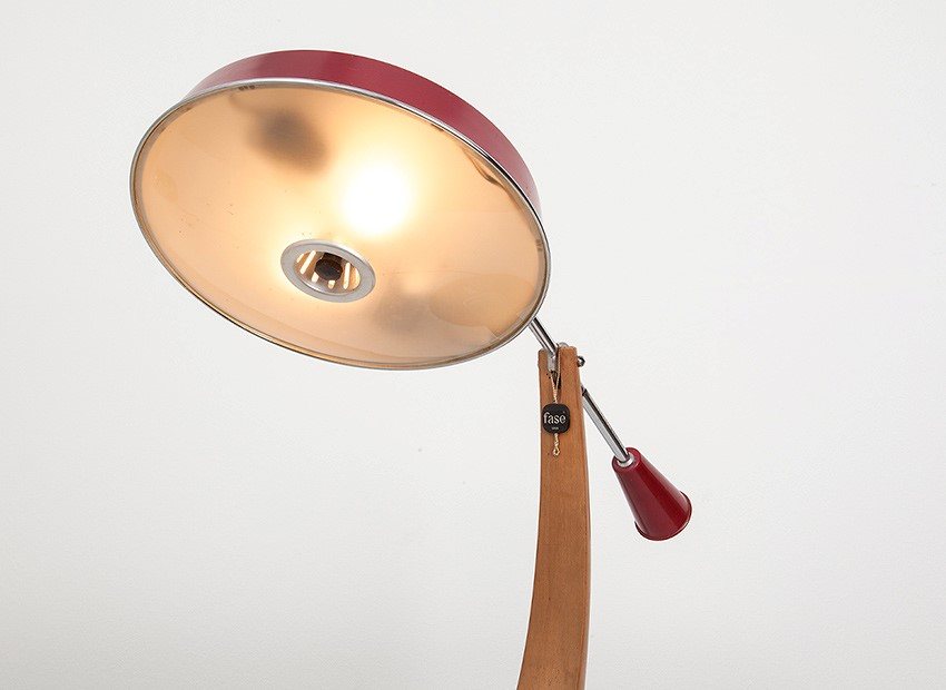 Fase President Table Lamp Madrid Spain 60s 9