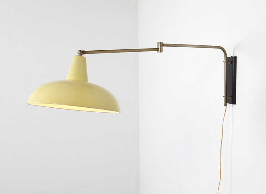 Dutch Wall Lamp 1950s