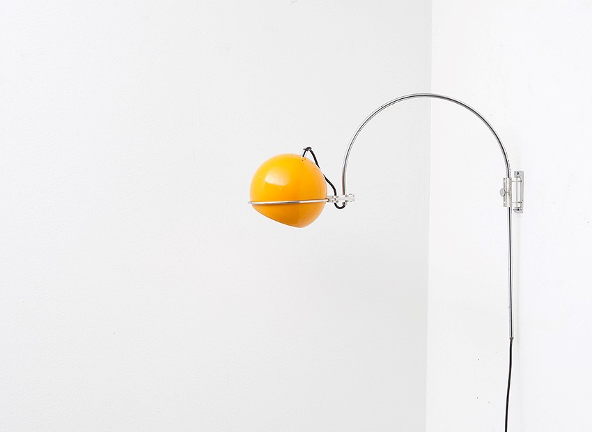 Gepo Arc Wall Lamp Dutch 60s 3