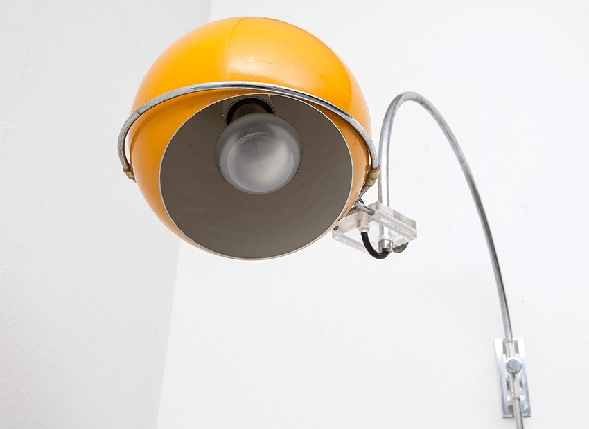 Gepo Arc Wall Lamp Dutch 60s 7