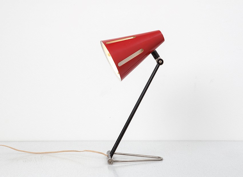 H.Th.J.A. Busquet Table Lamp Sun Series Hala 50s 4