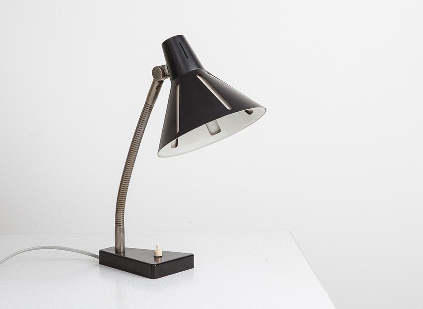 H.Th.J.A. Busquet Table Lamps Sun Series Hala 50s 8
