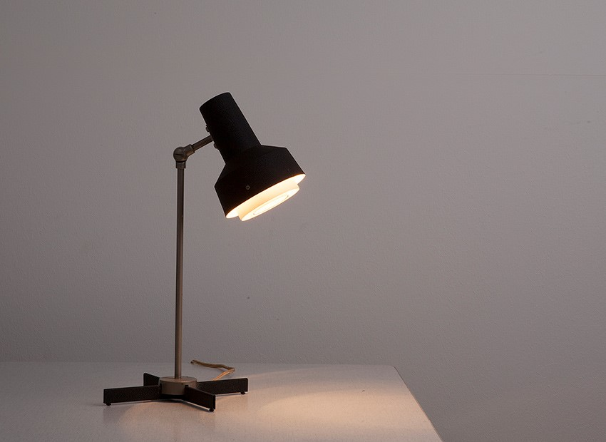 Hiemstra Table Lamp Dutch 60s 1