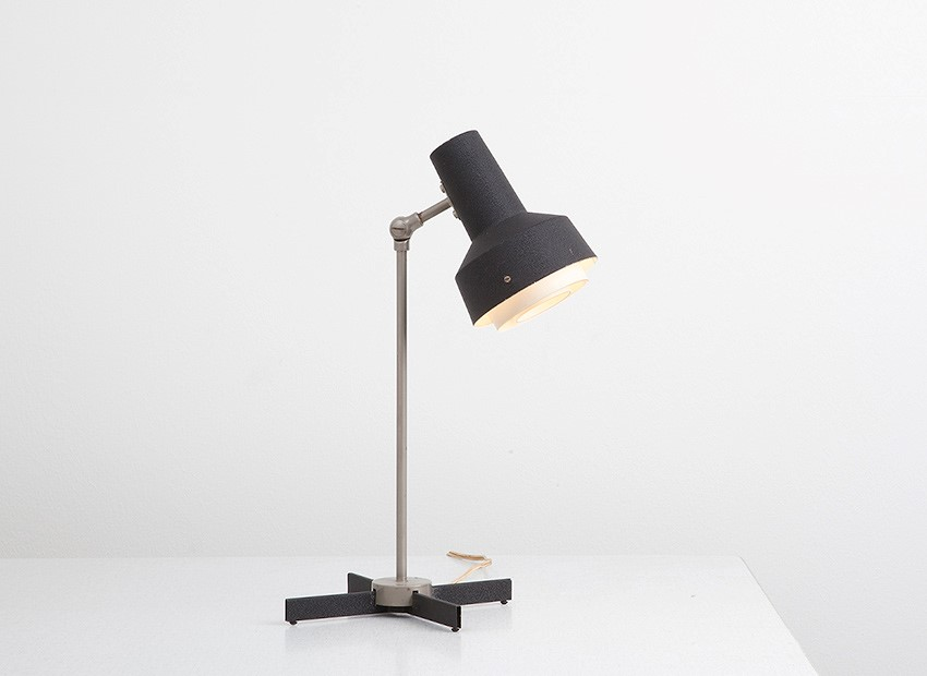 Hiemstra Table Lamp Dutch 60s 2