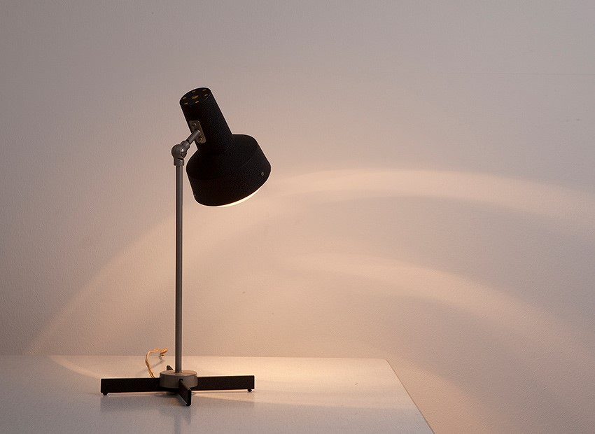 Hiemstra Table Lamp Dutch 60s 3