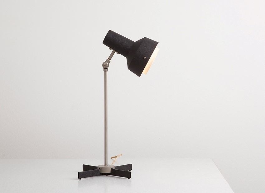 Hiemstra Table Lamp Dutch 60s 4