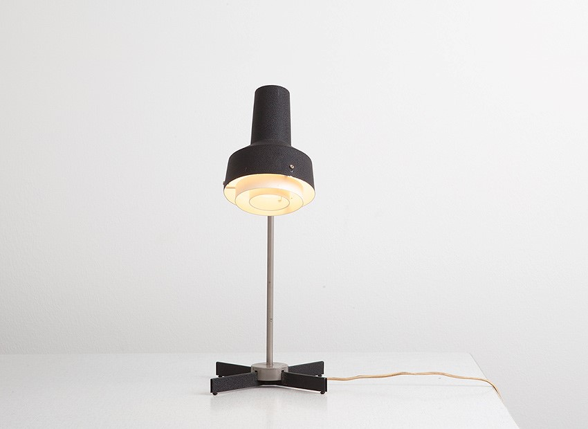 Hiemstra Table Lamp Dutch 60s 6