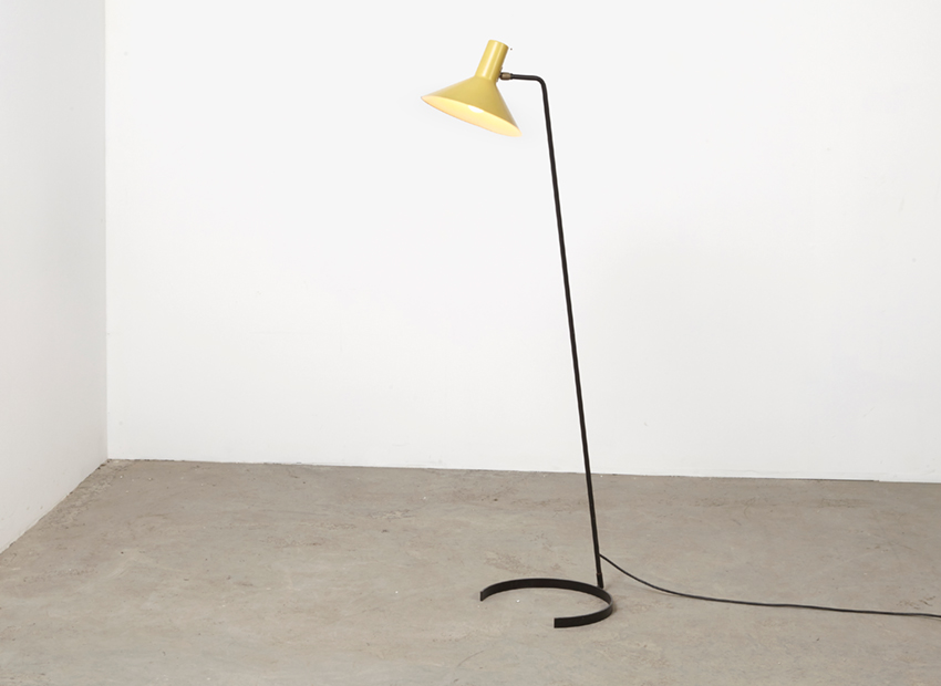 J. Hoogervorst Floor Lamp 8025 Anvia 1957