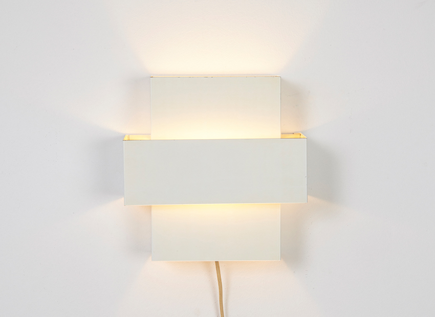 SOLD J. Hoogervorst Wall Lamp 1960s