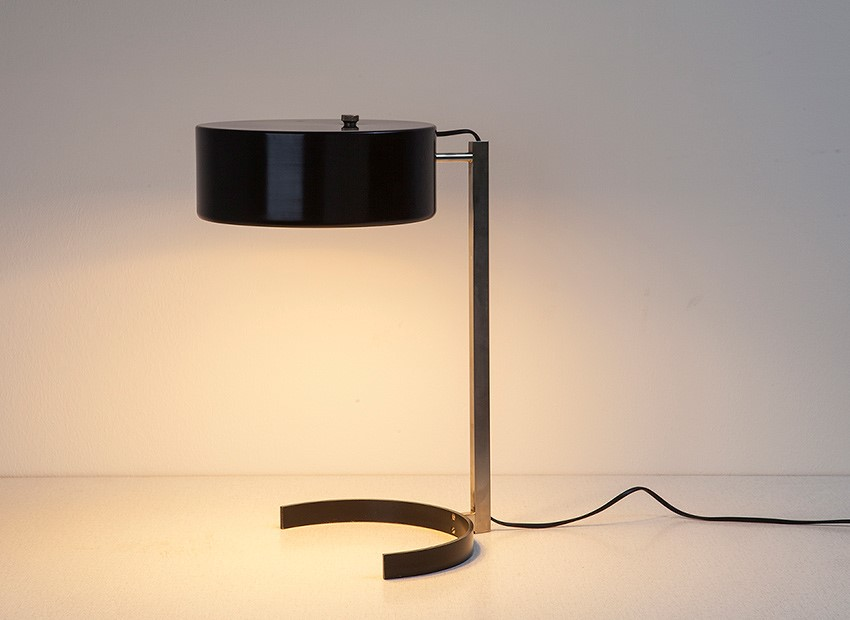 J.J.M. Hoogervorst Table Lamp Anvia 60s 1