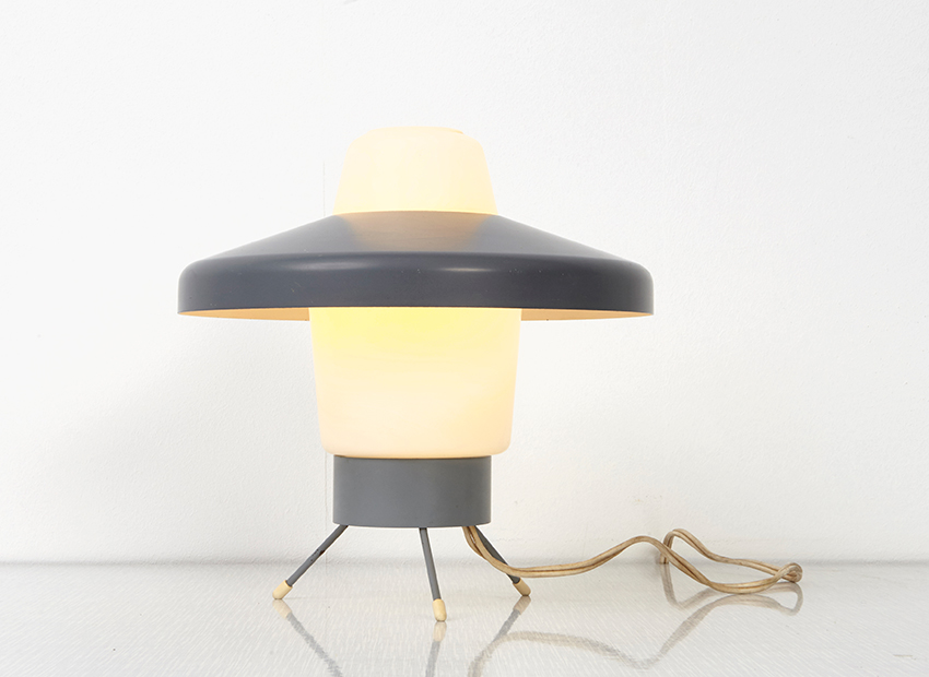 SOLD Louis Kalff Table Lamp NX35 Philips 1950s