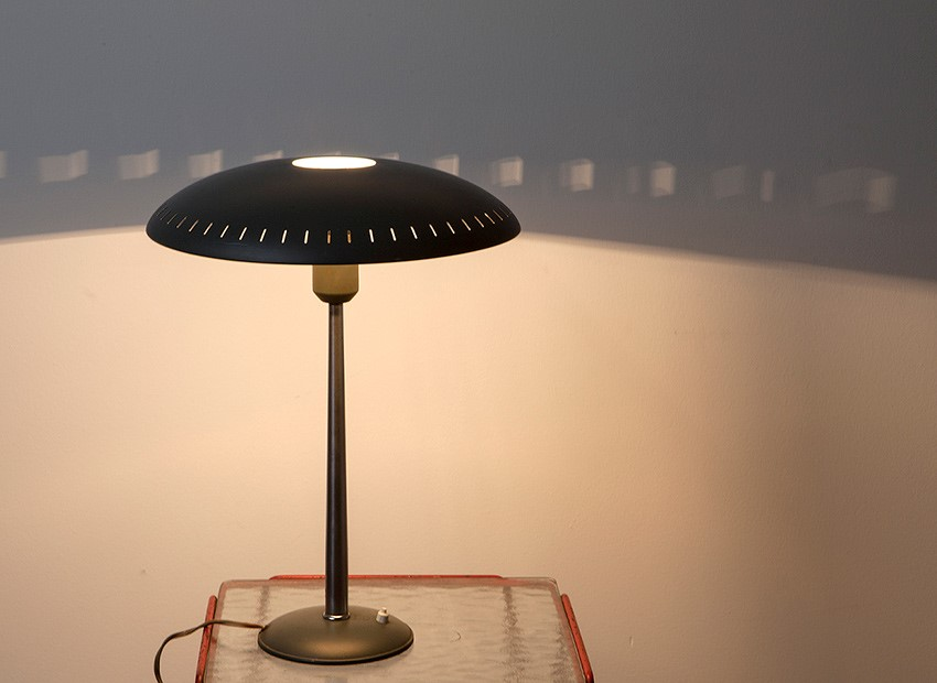 Louis C. Kalff Table Lamp Philips 50s 2