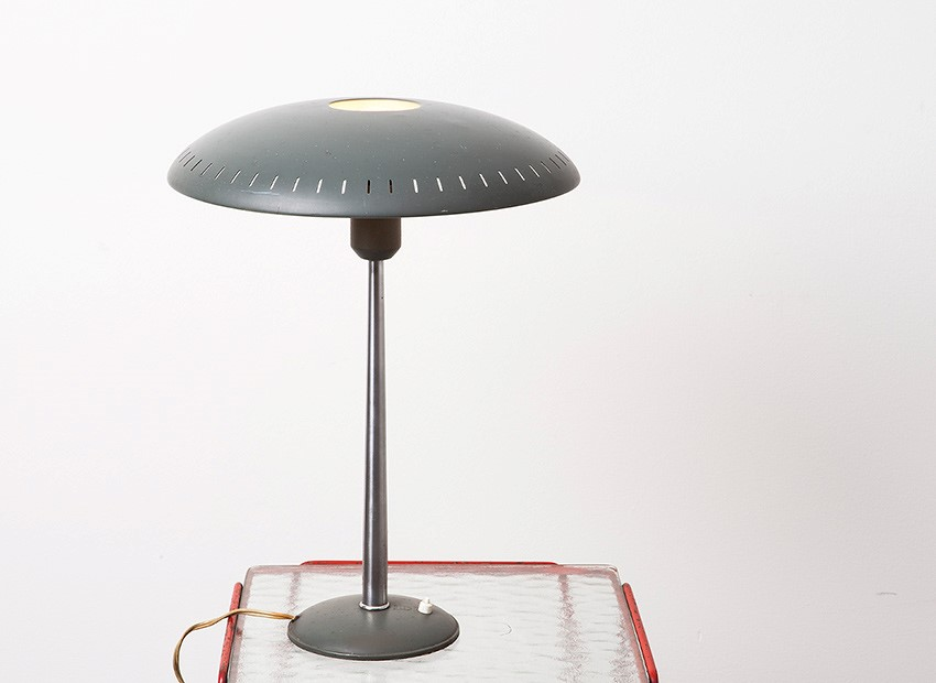 Louis C. Kalff Table Lamp Philips 50s 3