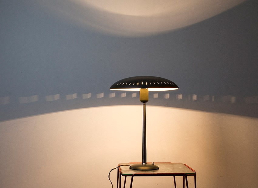 Louis C. Kalff Table Lamp Philips 50s 4