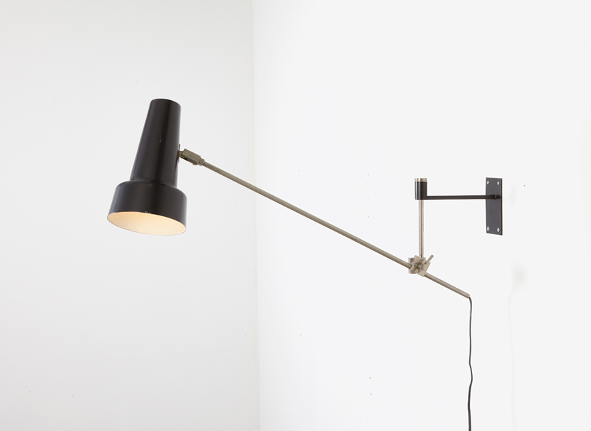 SOLD Willem Hagoort Wall Lamp 55 Hagoort 1950s
