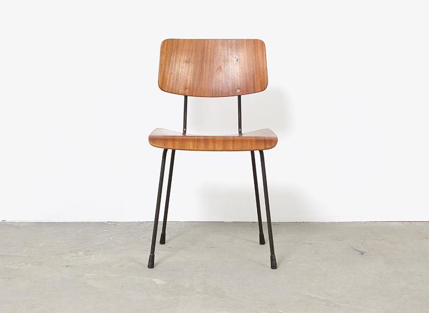 A.R.Cordemeyer 10x PlywoodChairs Gispen 10 1