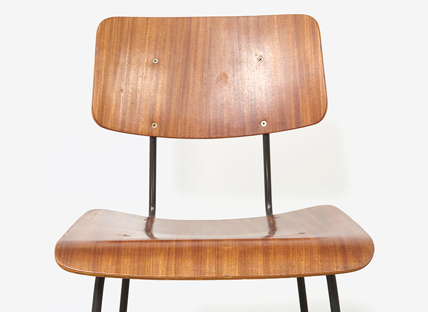 A.R.Cordemeyer 10x PlywoodChairs Gispen 11