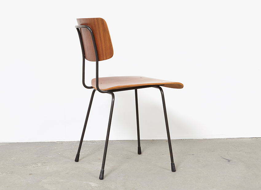 A.R.Cordemeyer 10x PlywoodChairs Gispen 13