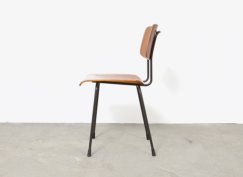 A.R.Cordemeyer 10x PlywoodChairs Gispen 8