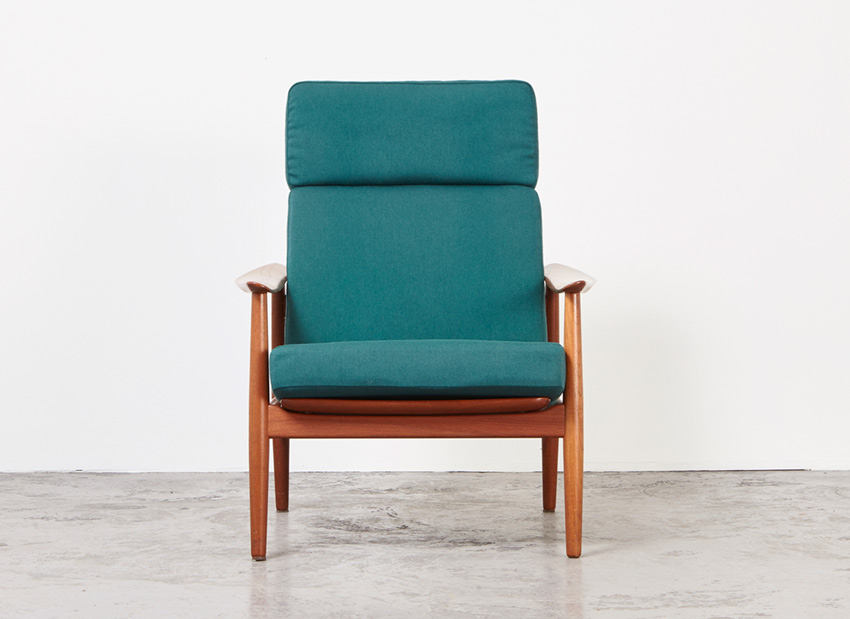 ArneVodder LoungeChair FranceSon 1