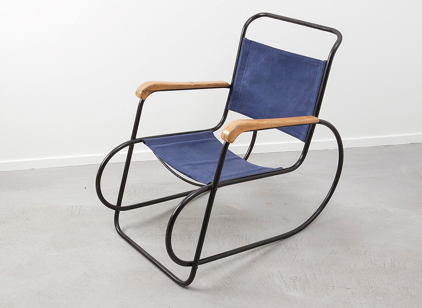 Auping Tubular Easy Chair Dutch 30s 3
