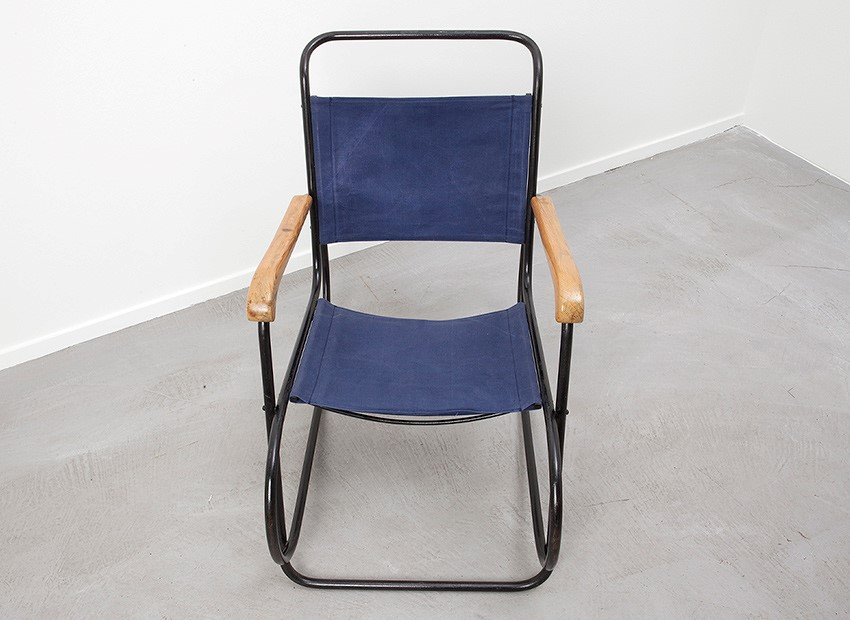 Auping Tubular Easy Chair Dutch 30s 4