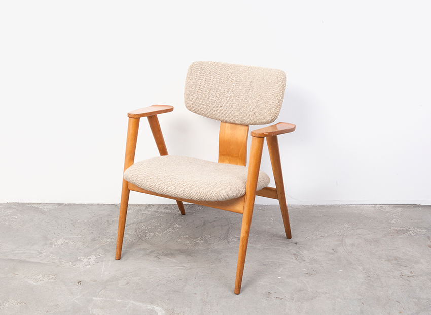 Cees Braakman FB14 Lounge Chair Pastoe Dutch 1956