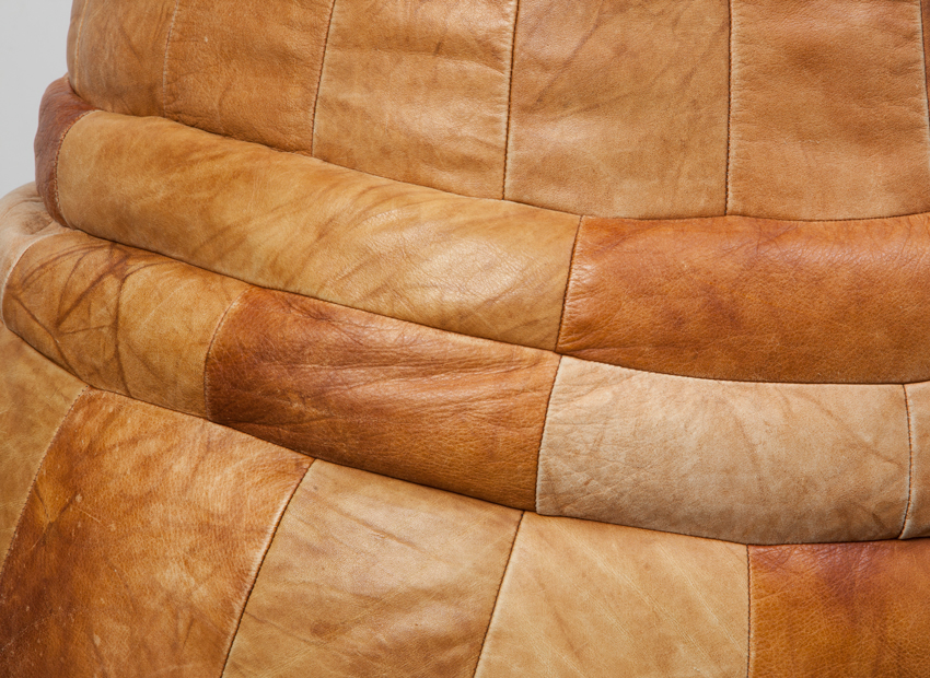DeSede Leather BeanBag 70s 8