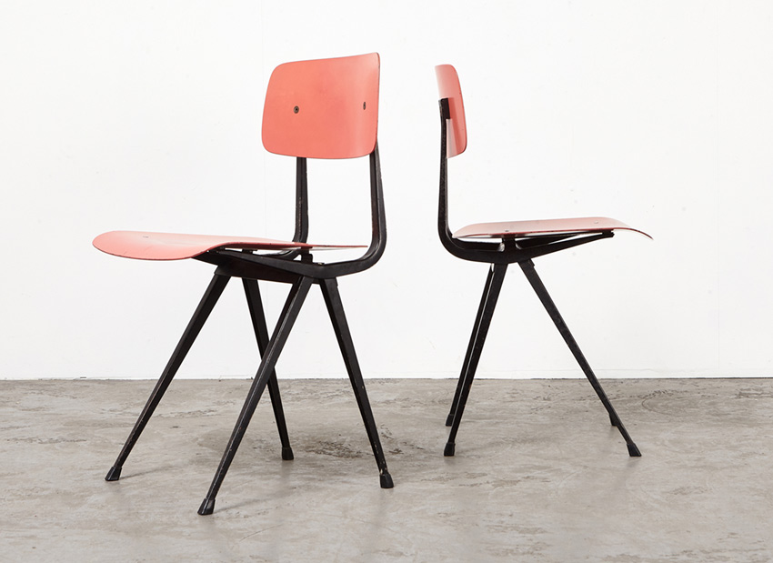 FrisoKramer PairOf Result Chairs 4