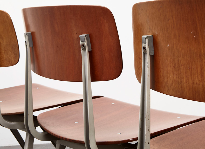 FrisoKramer SetOf4 Result Chairs 11