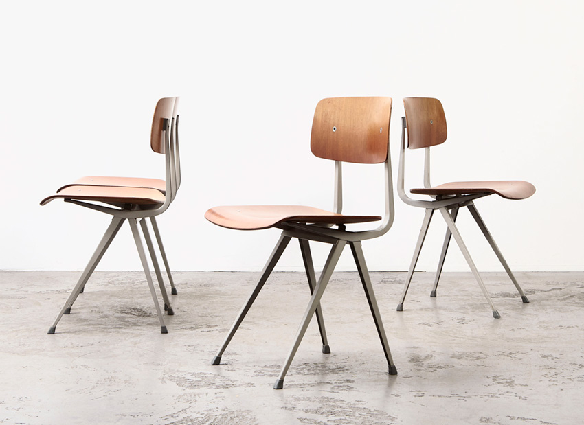 FrisoKramer SetOf4 Result Chairs 5