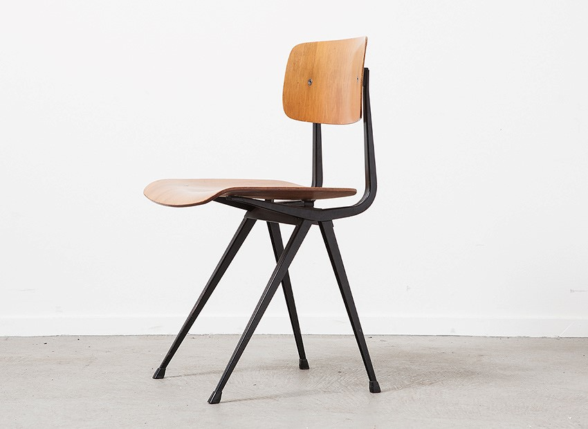 Friso Kramer Result Chair De Cirkel 1958 2