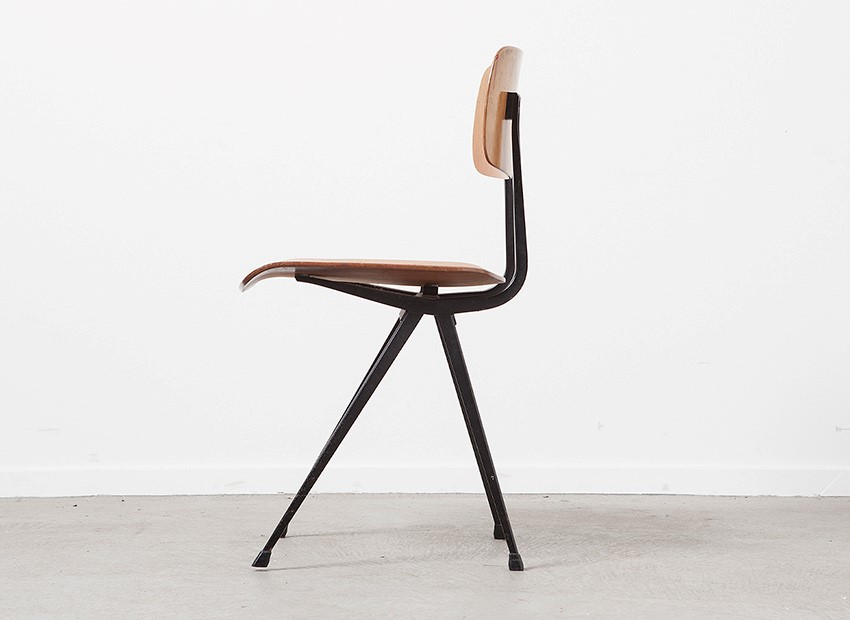 Friso Kramer Result Chair De Cirkel 1958 3
