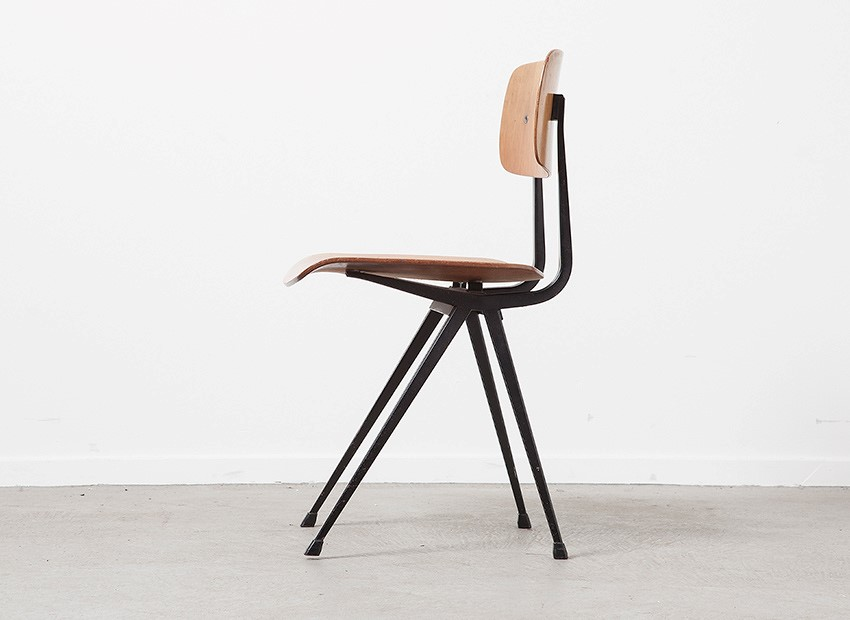 Friso Kramer Result Chair De Cirkel 1958 4