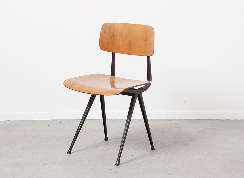 Friso Kramer Result Chair De Cirkel 1958 5