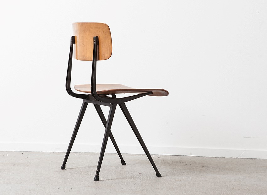 Friso Kramer Result Chair De Cirkel 1958 6