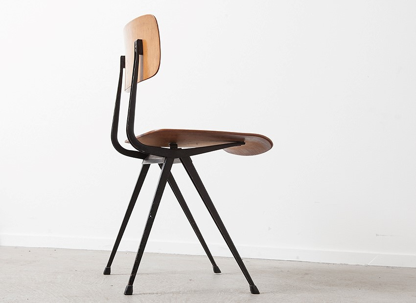 Friso Kramer Result Chair De Cirkel 1958 7
