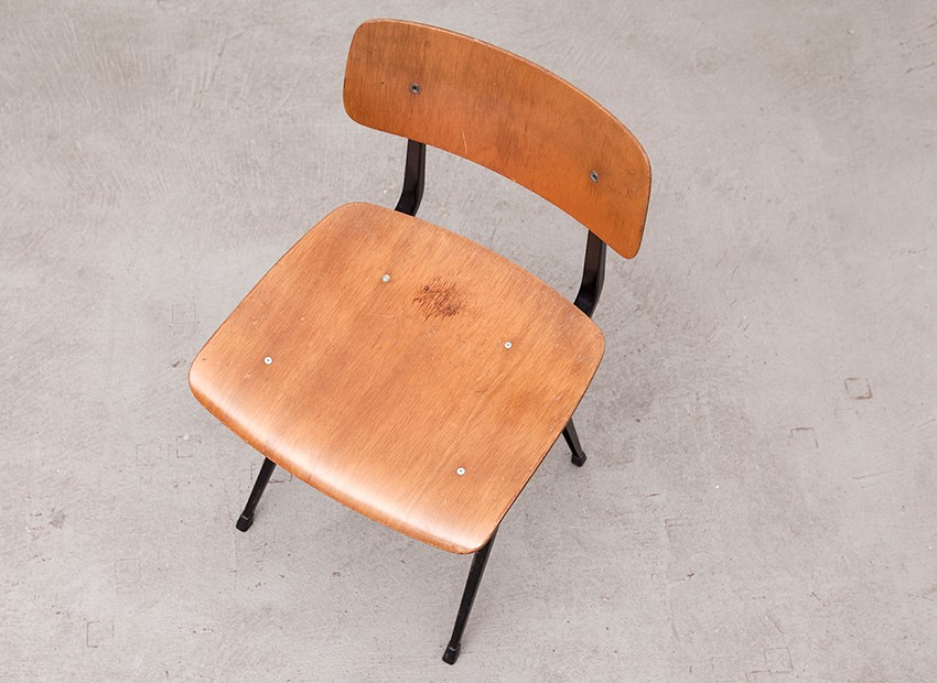 Friso Kramer Result Chair De Cirkel 1958 8