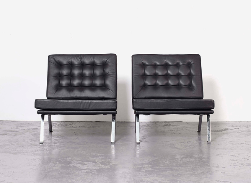 HeinSolomonseon LoungeChairs SetOf2 1