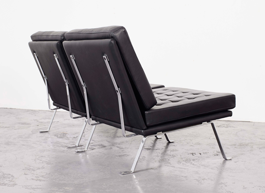 HeinSolomonseon LoungeChairs SetOf2 12