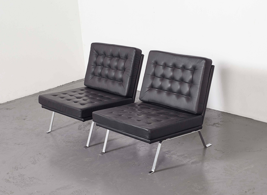 HeinSolomonseon LoungeChairs SetOf2 2