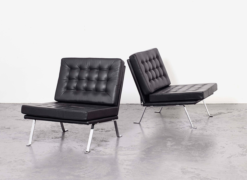 HeinSolomonseon LoungeChairs SetOf2 5